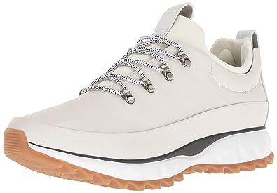Cole Haan Women s Zerogrand Explore All-Terrain Oxford Sneaker Optical  White Waterproof 5 ... 2fbd8d089