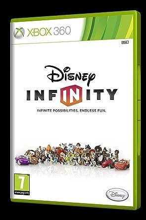 infinity 360. disney infinity 1.0 - game only (solus) (xbox 360) 360