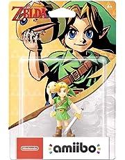 Majoras Mask Link Amiibo - TLOZ Collection (Nintendo Switch/3DS/Wii U)