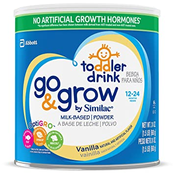 Similac go and grow reviews