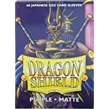 Dragon Shield Sleeves Matte Japanese Purple (60)