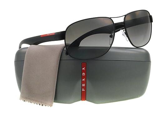 520a7fe1e0 ... buy prada sunglasses sps 58n black 1bo 3m1 sps58n e5520 7bdb4