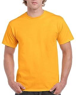 Gildan Mens Classic Ultra Cotton Short Sleeve T-Shirt