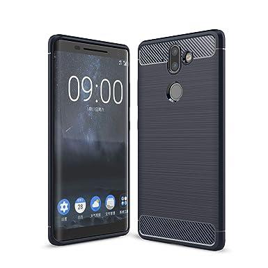 competitive price f2add ded17 cookaR Nokia 8 Sirocco Case, Nokia 8 Sirocco Case Silicone Ultra ...