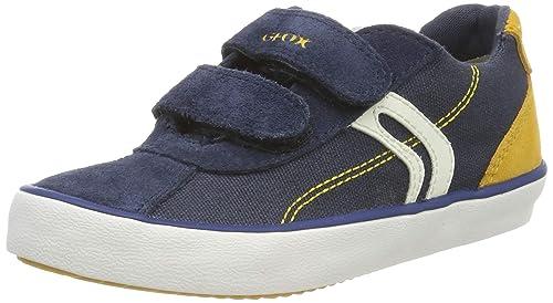 Tolle Boy GEOX Sport Schuhe Sneaker Respira Gr. 34