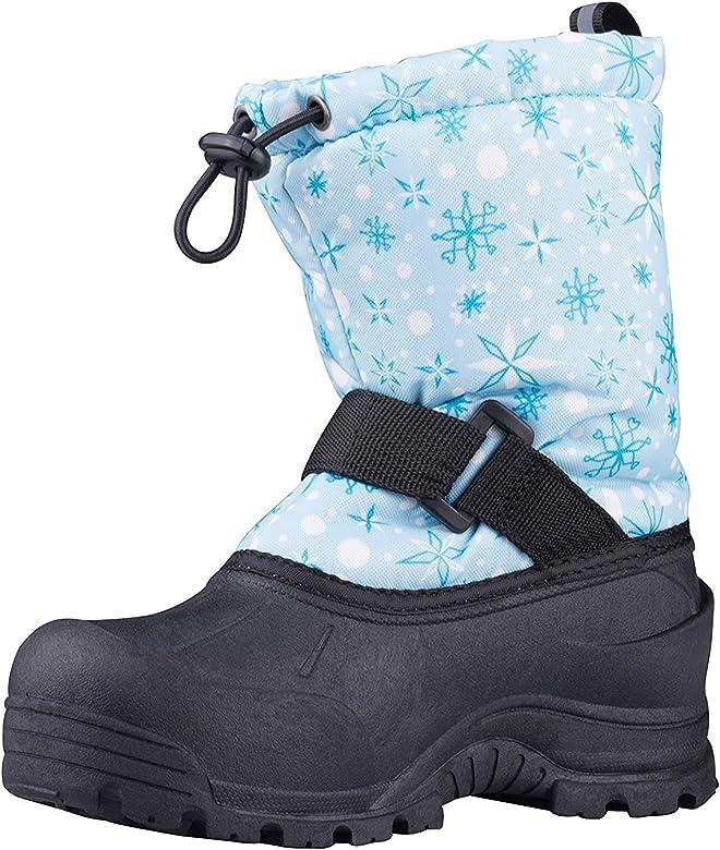5da27417fe8 Boys Girls Toddler/Little Kids/Big Kids Frosty Winter Snow Boot