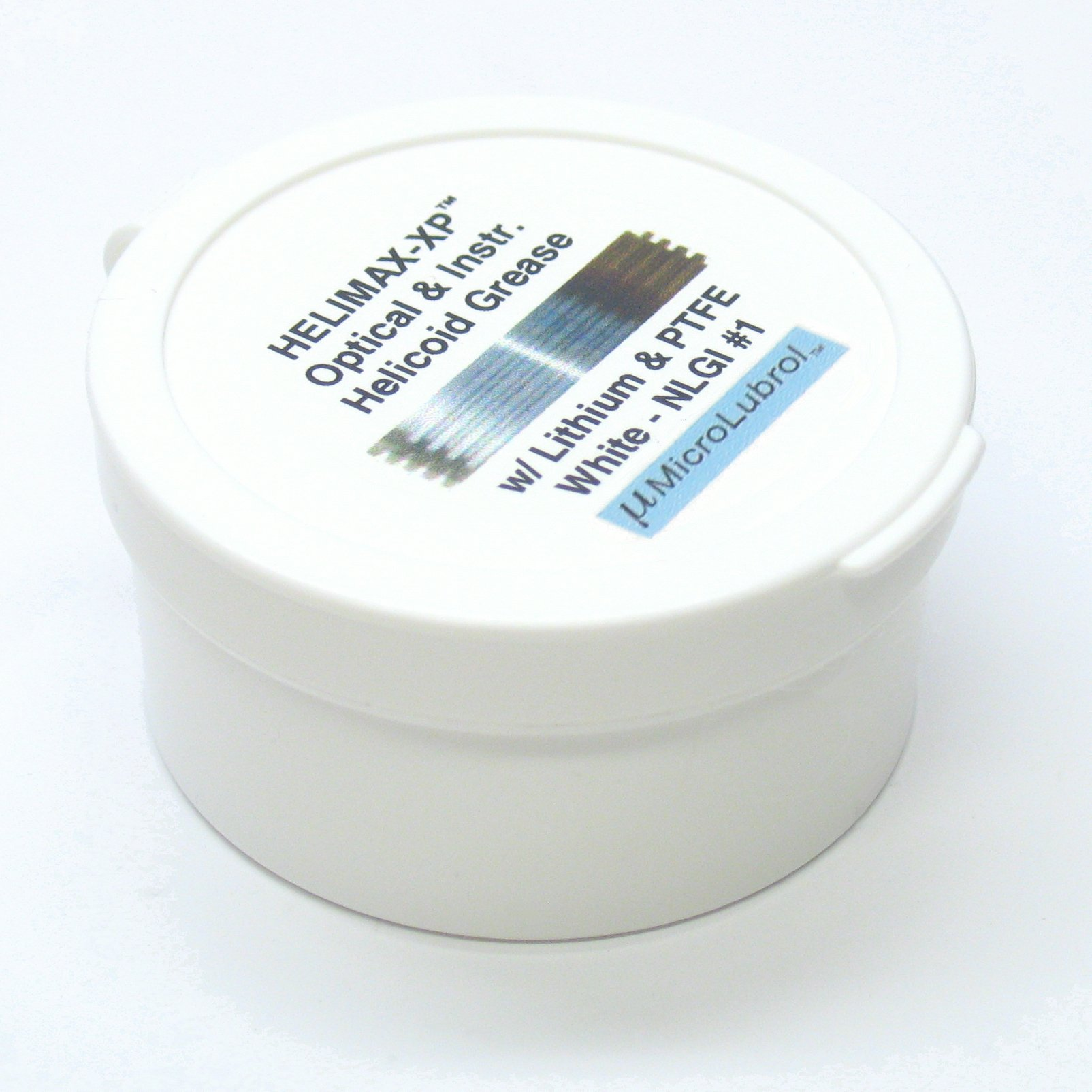 MicroLubrol Helimax-XP Camera Telescope Optical Instrument Focusing Helicoid Grease w/PTFE 1oz 28g