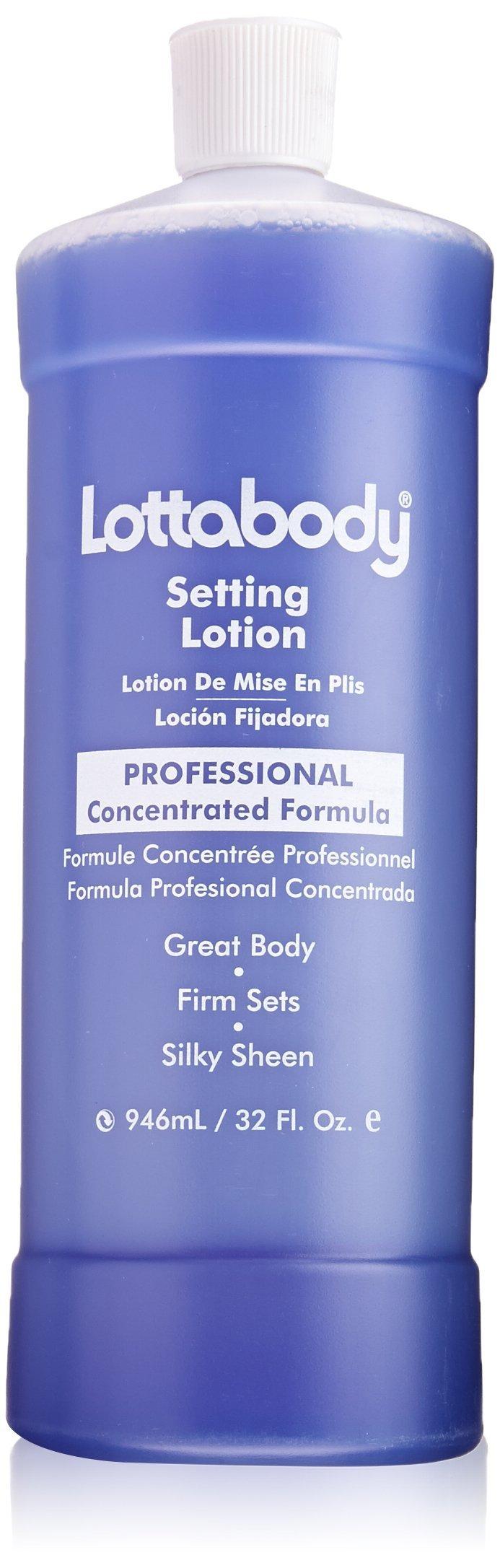 Lotta Body Setting Lotion, 32 Ounce by Lottabody