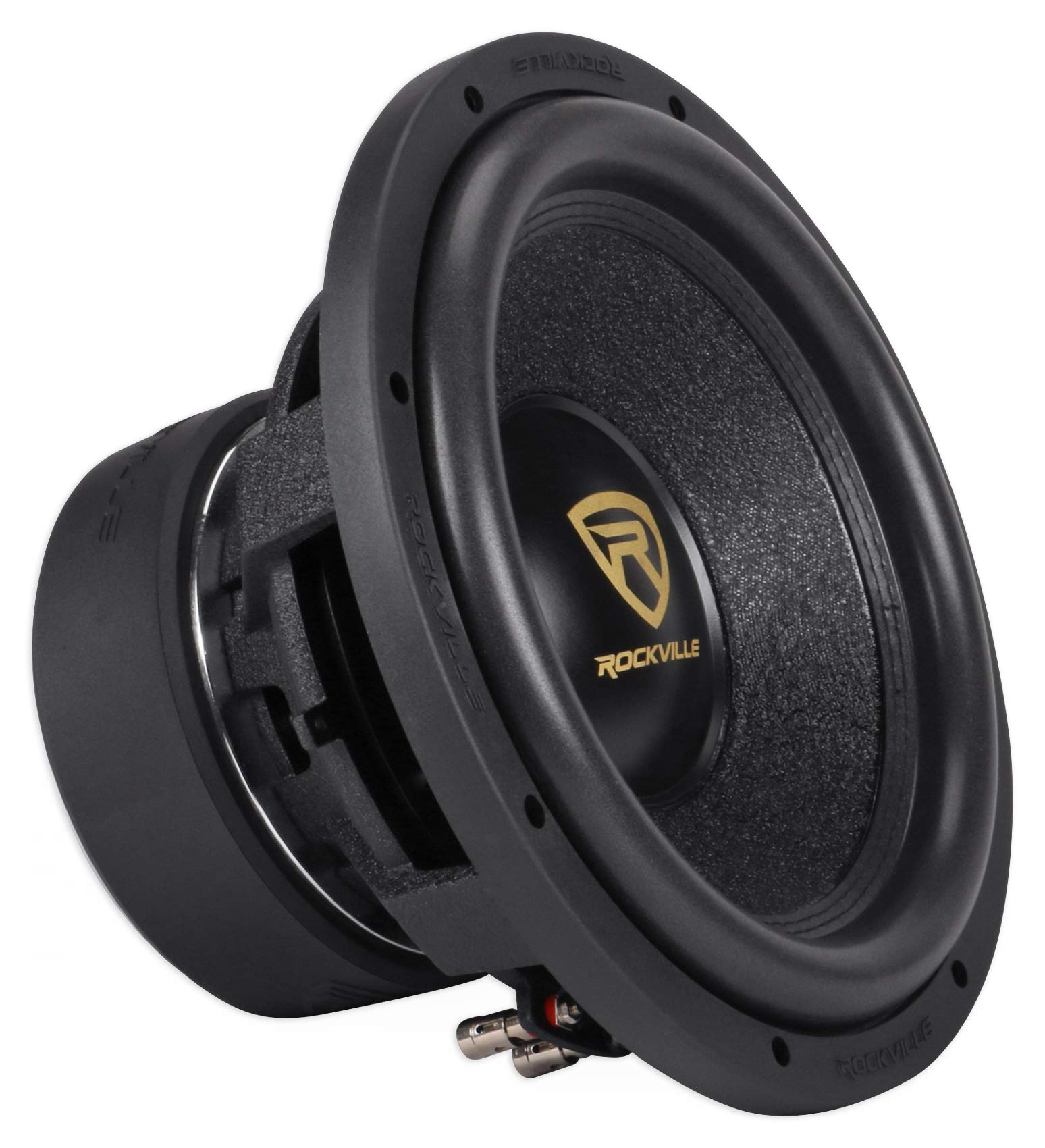 Rockville W12K9D2 12'' 4000w Car Audio Subwoofer Dual 2-Ohm Sub CEA Compliant
