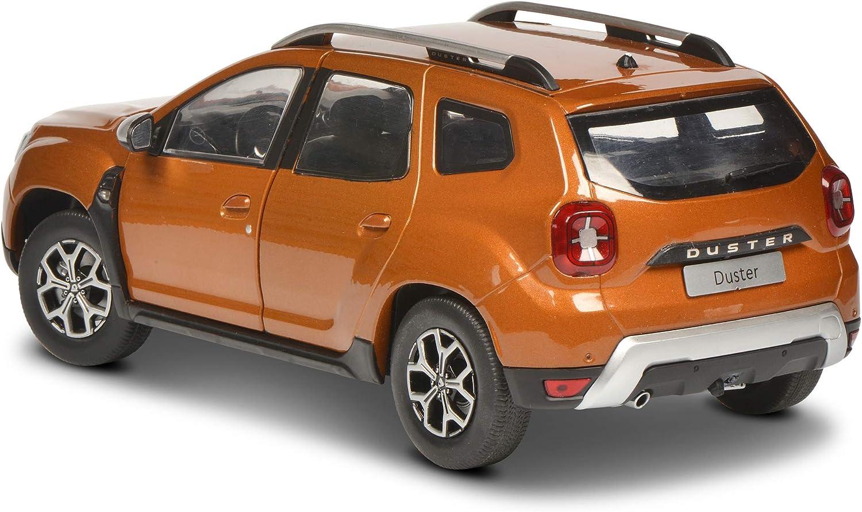 Solido 421185520 S1804601 Dacia Duster Mk2 2018 Modellauto 1 18 Orange Spielzeug