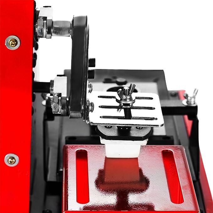happybuy Printing Machine 0 - 60 Corsa pelota/min Prensa para T ...