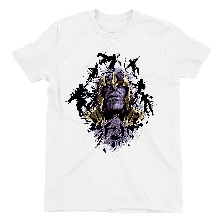Avengers Endgame Warlord Childrens Unisex White T-Shirt