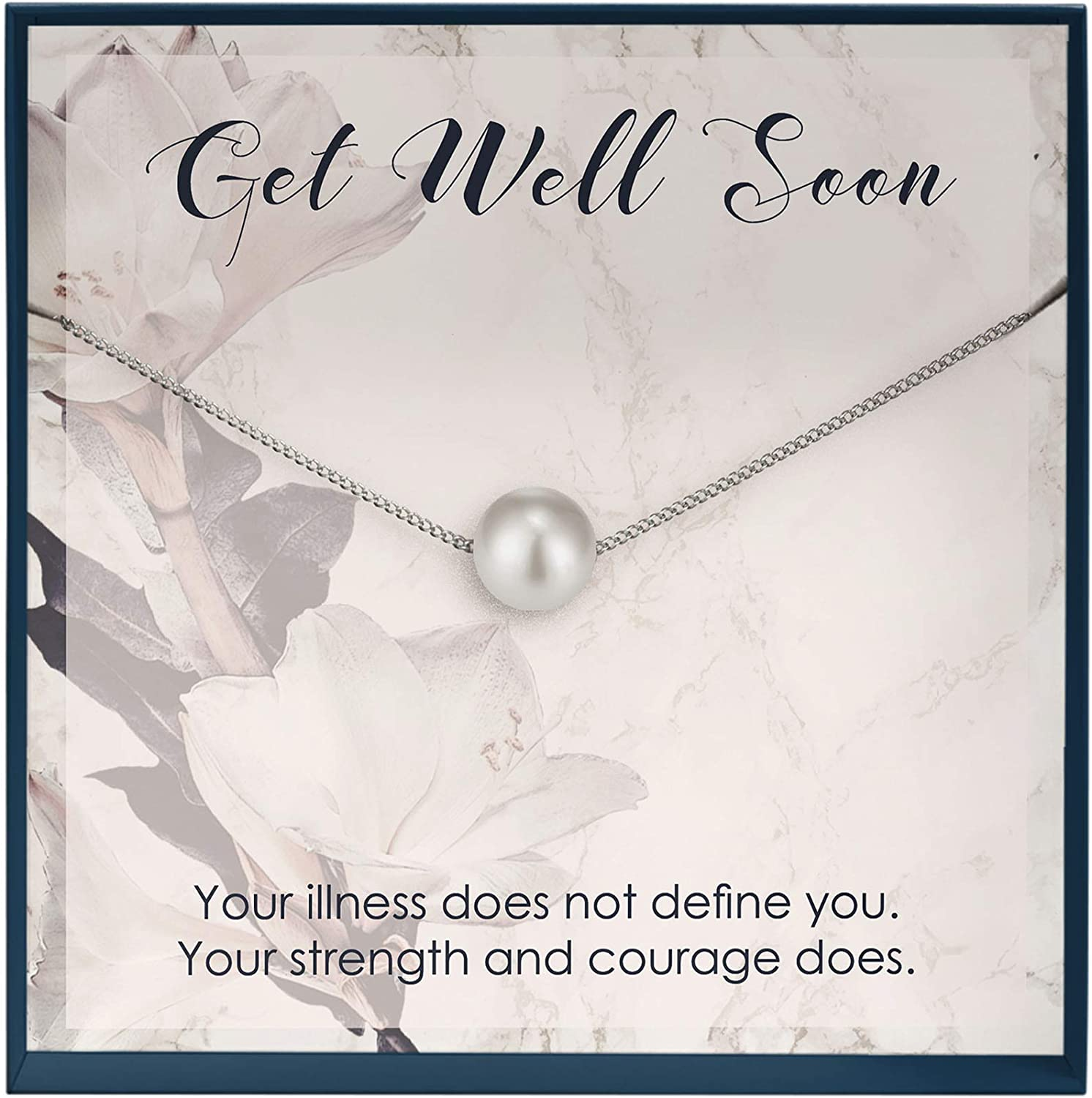Muse Infinite Custom Get Well Soon Gift Get Better Recovery Gift Ideas Get Well Soon Gift Get Well Gift Ideas Get Well Soon Care Jewelry