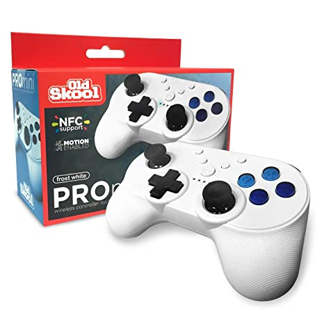 Amazon.com: Old Skool PROMINI Wireless Controller for Switch