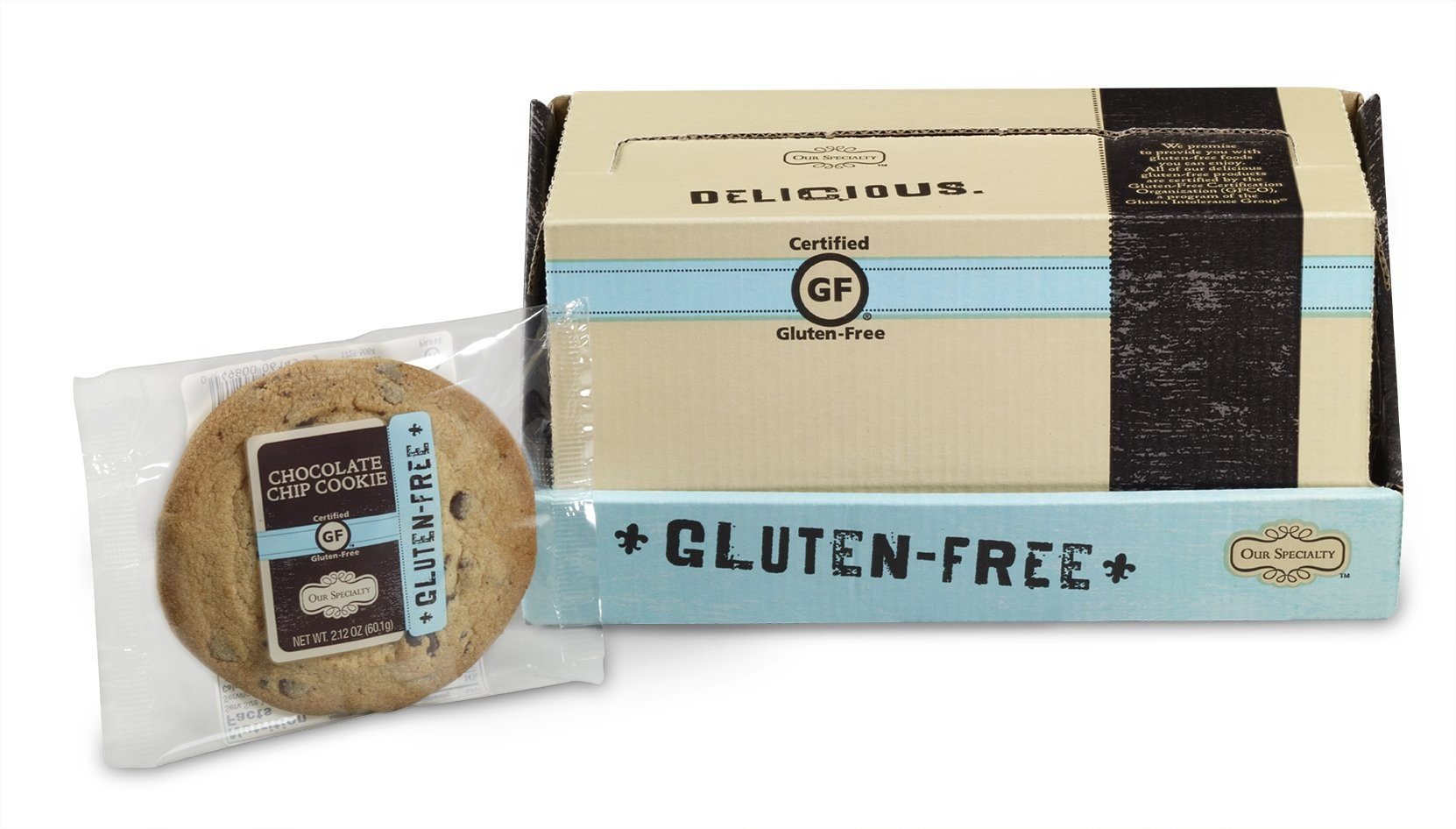 Amazon.com : Rich\'s Bakery Our Specialty Certified Gluten-Free (GF ...
