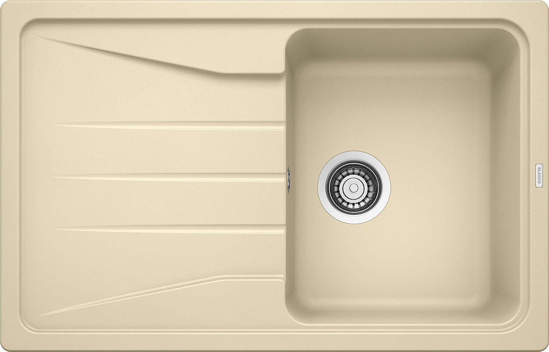 Blanco Sona 6/S 519673 SILGRANIT Puradur antracita cocina fregadero reversible