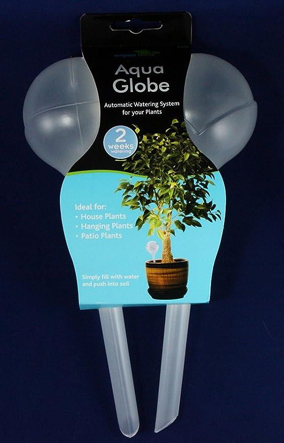 Syst/ème darrosage automatique des plantes Lot de 2 Aqua Globes