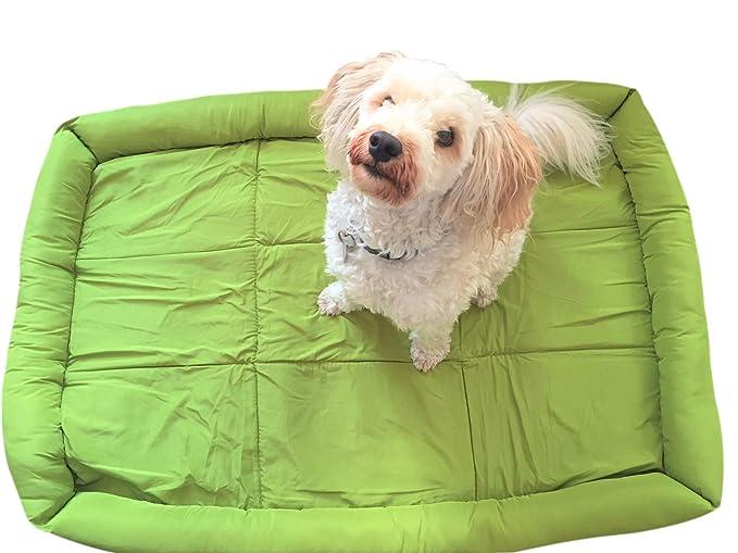 Doggy cama para perros Tamaño XXL (72 x 100 cm) Army Verde, lavable, tejido Oxford Super Cómodo y resistente: Amazon.es: Ropa y accesorios
