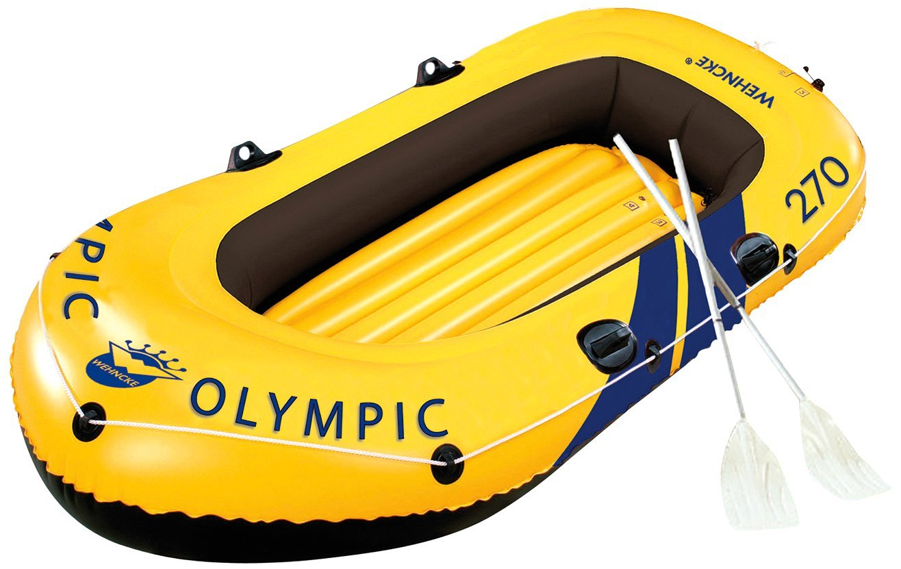 Wehncke 18227 - Happy People Boot Set Olympic 270