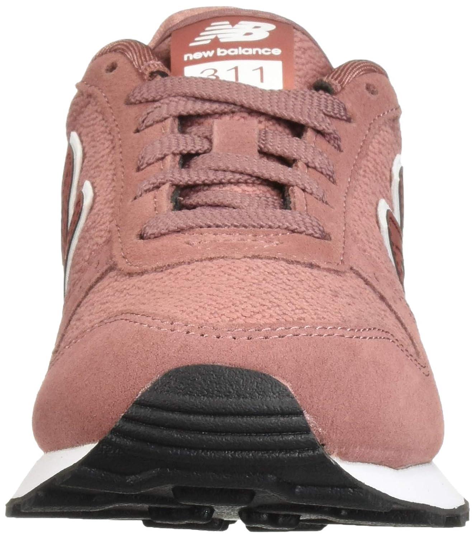 7b1c615de9b76 New Balance Women's 311v1 Sneaker Dark Oxide/White 11 D US