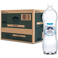 Deep Spring Sparkling Natural Mineral Water 12 x 1.25L