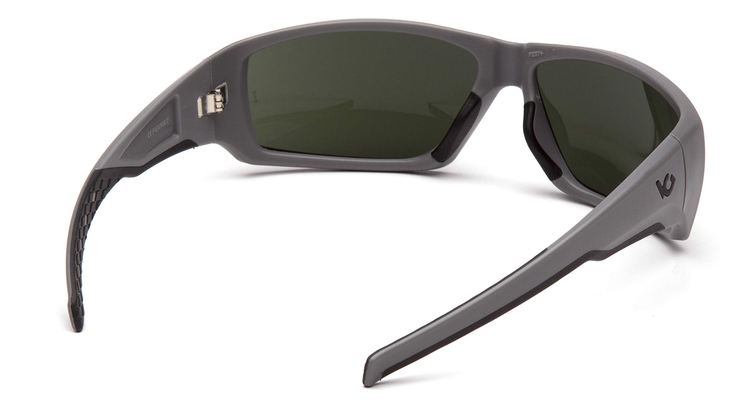 Venture Gear VGSUG722T Overwatch Tactical Sunglasses with Anti-Fog Lens, Urban Gray/Forest Gray by Venture Gear (Image #4)