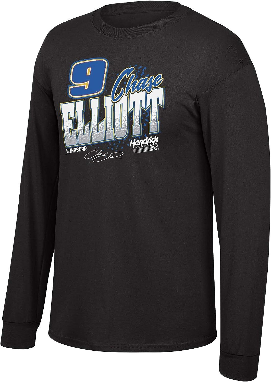NASCAR Driver Merchandise Fan Favorite Splash Cotton Long Sleeve Tee