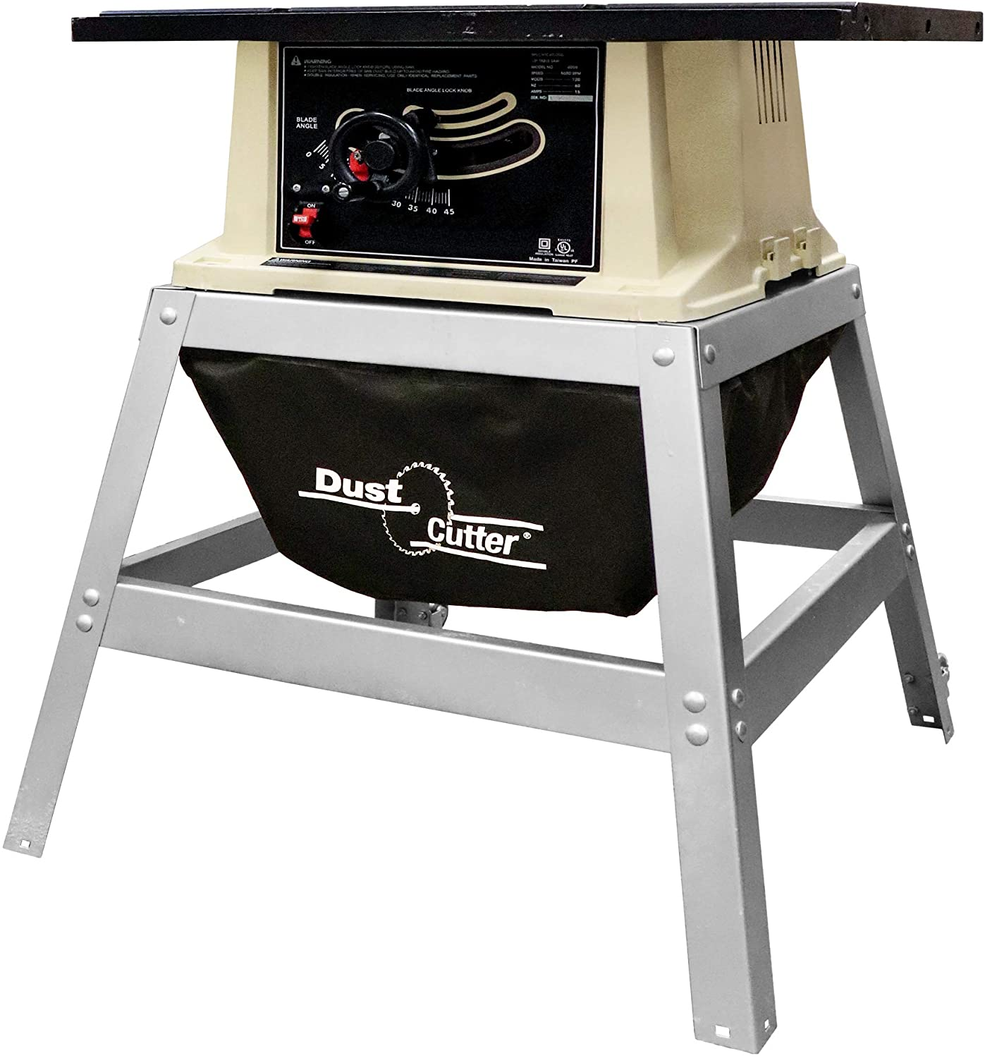Milescraft 1500 DustCutter - Contractor Saw Dust Collection System