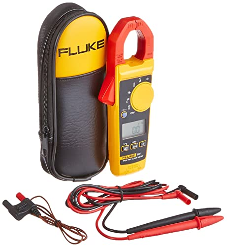 Best Clamp Meter For Electrician: Fluke 325 Clamp Meter Review