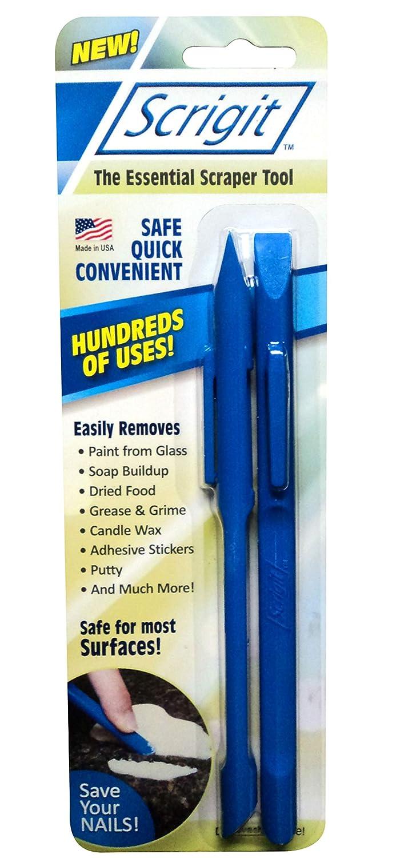 Scrigit Scraper Scratch Free Cleaning Tool (Pack of 2)