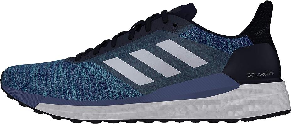 adidas Solar Glide M, Zapatillas de Trail Running para Hombre, Multicolor (Tinley/Ftwbla/Agalre 000), 49 1/3 EU: Amazon.es: Zapatos y complementos