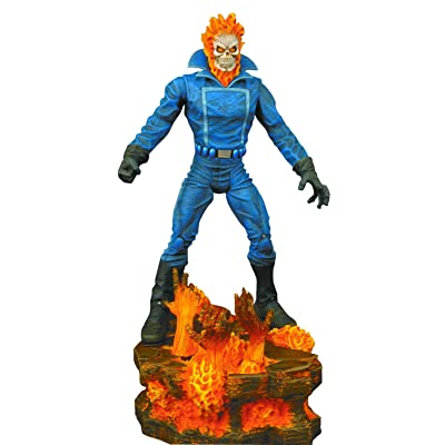 Abysses Corp Figurine - Ghost Rider Action Figure Marvel Select