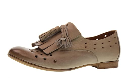 Shoes Woman Moccasin 230 Tortora