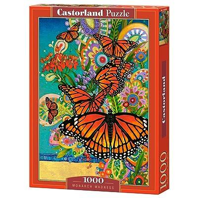 Castorland C-103492-2 - Puzzle - Monarch Madness - 1000 Pièces