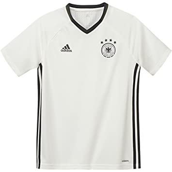 1a1b55d08b1 adidas Boys' Dfb Trg Y Germany Jersey: Amazon.co.uk: Sports & Outdoors