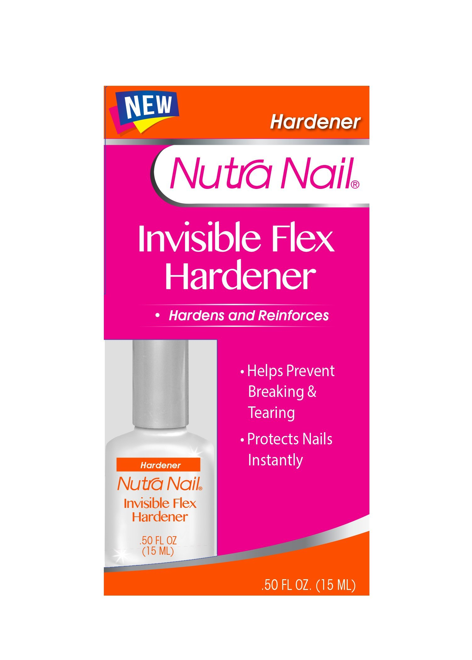 Amazon.com : Nutra Nail Bullet-Proof Strengthening Formula 0.5 Oz ...