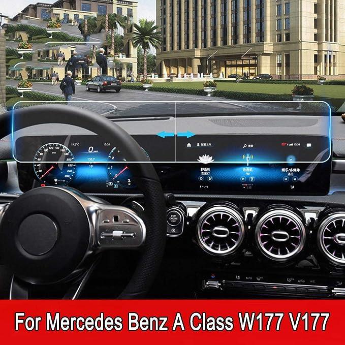TOOGOO Car Rear Bumper for Mercedes A-Class W177 Hatchback A180 A200 A220 A250 A35 Auto Parts