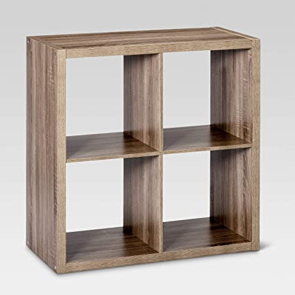 4 Cube Organizer Shelf 13quot