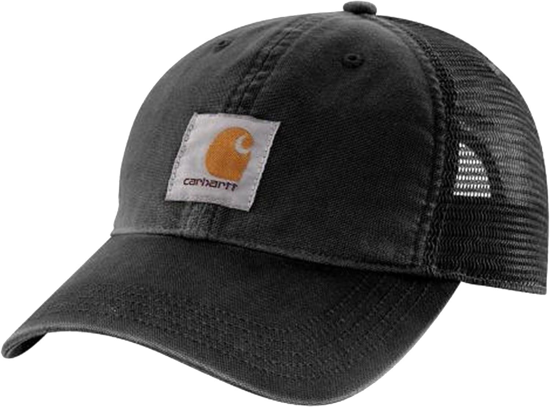 Carhartt Gorra Buffalo Negro CH100286BLK Sombrero Baseball Cap ...