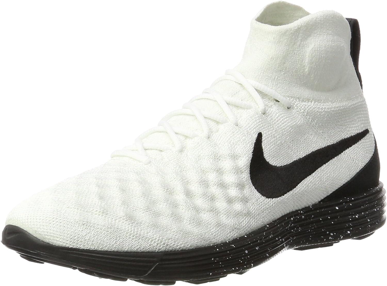 Nike Men's Lunar Magista II FK FC White