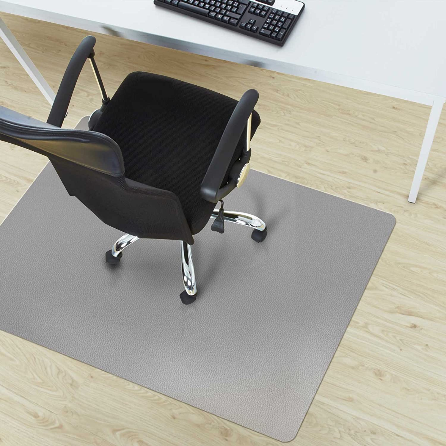 Amazon.com : Chair Mat For Hard Floors | Polypropylene Chair Floor  Protector | Colored Floor Mat For Office And Home | 100% BPA, Phthalate U0026  Odor Free ...