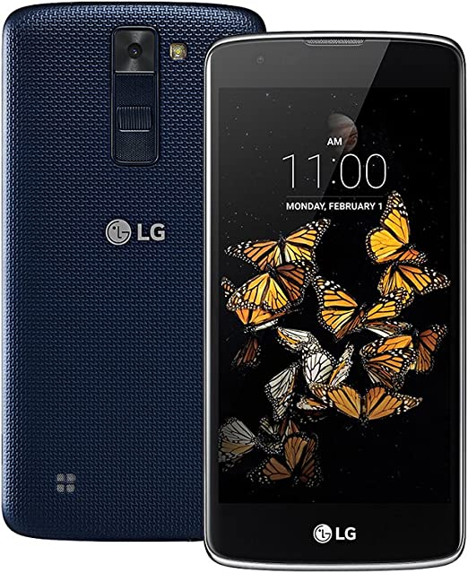 LG K8 LTE 8GB Dual SIM K350K negro azul: Amazon.es: Electrónica