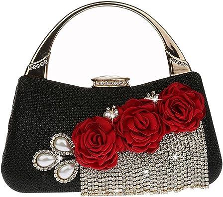 12 Styles Satin Women Bag Wedding Bag Bridal Clutch Evening Handbag Prom