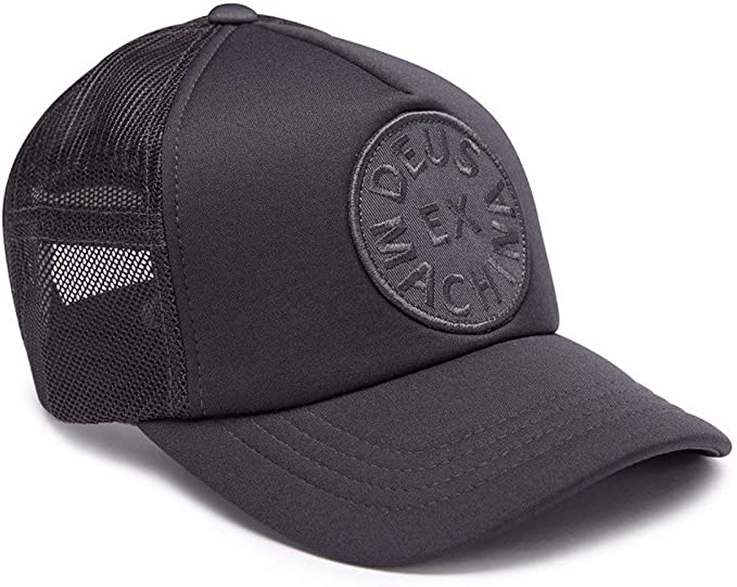 Converse Circle Trucker Cap Hop Hip Washed De Gorro Camionero ...
