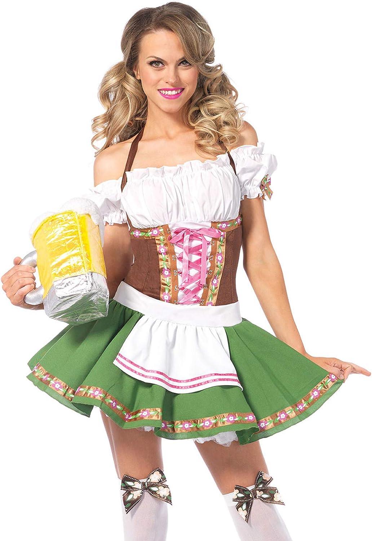 Leg Avenue Women's Beer Babe Oktoberfest Costume