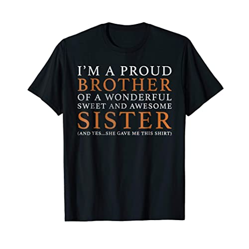gift for brother from sister funny birthday christmas gift