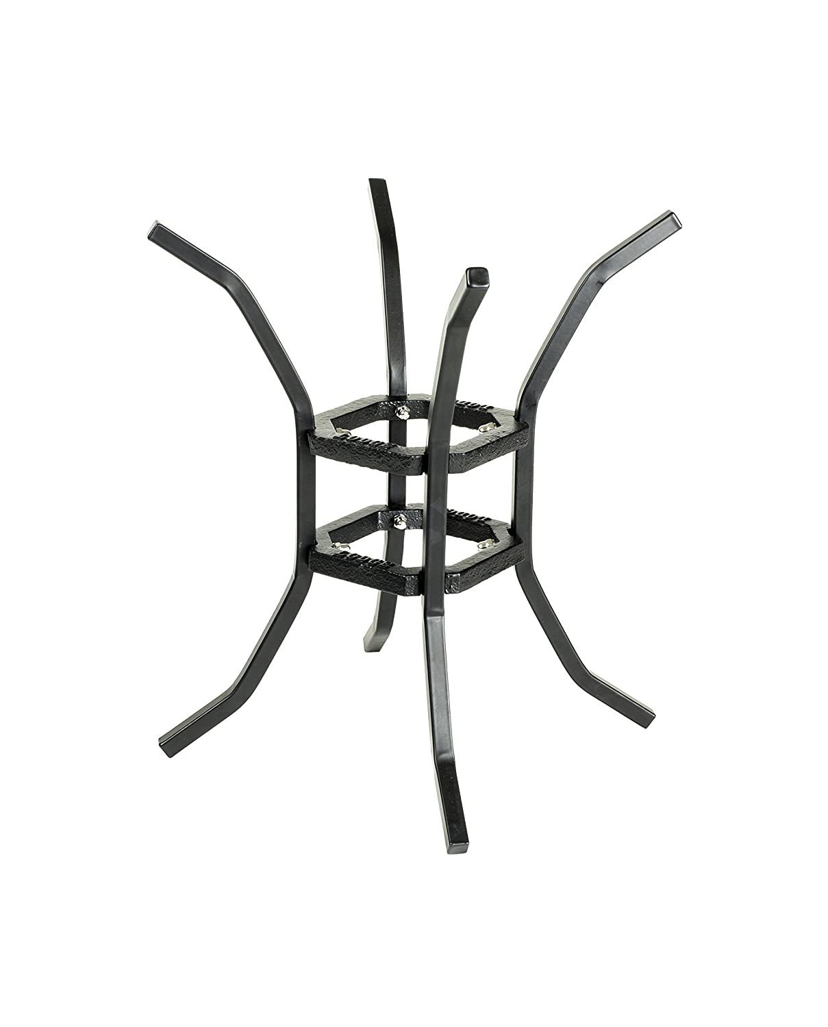 "Lodge A5-8 318943 Fire and Cook Stand 8"" Black"