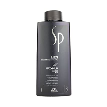 Champú Wella SP Just Men Maxximum, 1000 ml
