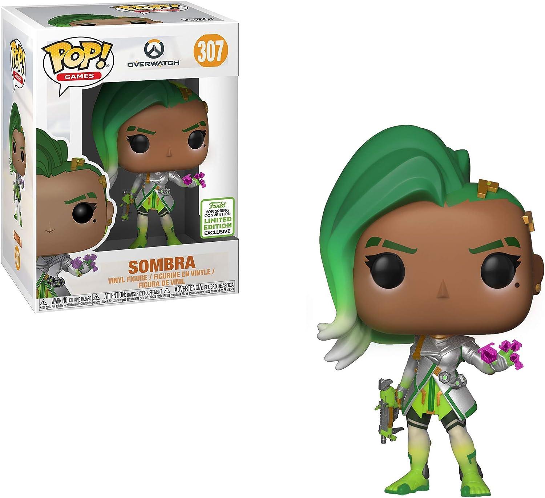 Amazon.com: Funko Pop! Juegos: Overwatch Sombra (piel ...