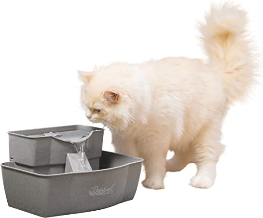 PetSafe Drinkwell Multi-Tier Cat and Dog Water Fountain